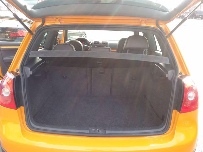 2007 Volkswagen GTI Fahrenheit 2dr Hatchback - Saddle Brook NJ