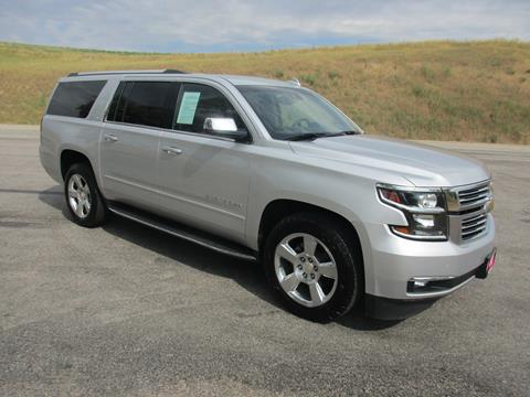 2016 Chevrolet Suburban for sale in Logan, UT