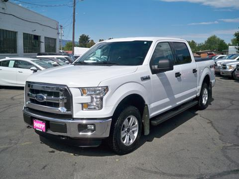 2016 Ford F-150 for sale in Logan, UT