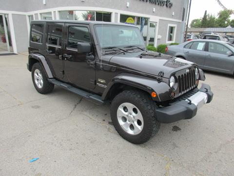 2013 Jeep Wrangler Unlimited for sale in Logan, UT