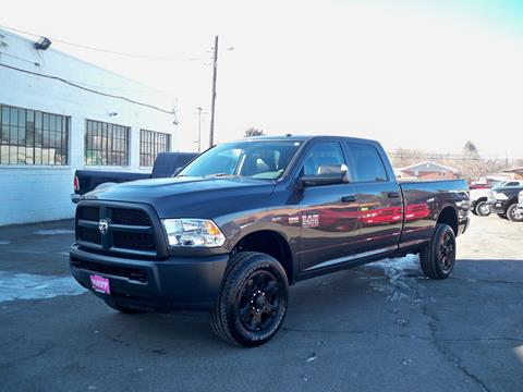 2017 RAM Ram Pickup 2500 for sale in Logan, UT