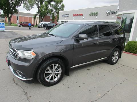 2014 Dodge Durango for sale in Logan, UT