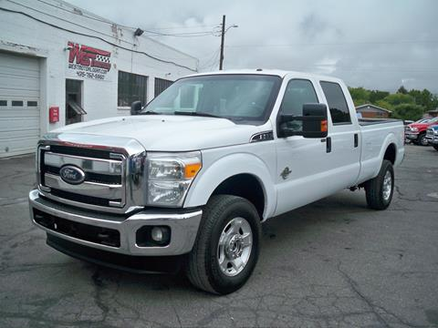 2014 Ford F-350 Super Duty for sale in Logan, UT