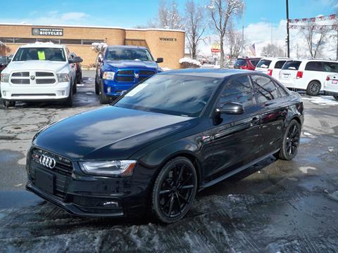 2015 Audi S4 for sale in Logan, UT
