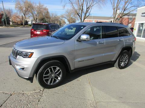 2017 Jeep Grand Cherokee for sale in Logan, UT