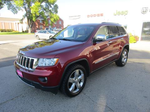 2012 Jeep Grand Cherokee for sale in Logan, UT