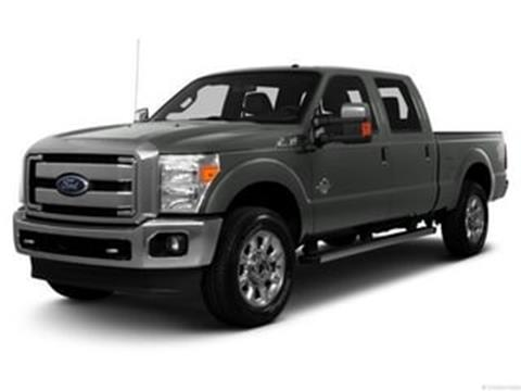 2013 Ford F-250 Super Duty for sale in Logan, UT