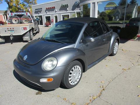 2004 Volkswagen New Beetle for sale in Logan, UT