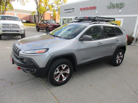 2015 Jeep Cherokee for sale in Logan, UT