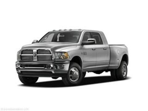 2010 Dodge Ram Pickup 3500 for sale in Logan, UT