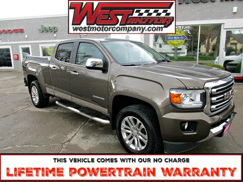 2015 GMC Canyon for sale in Hyde Park, UT