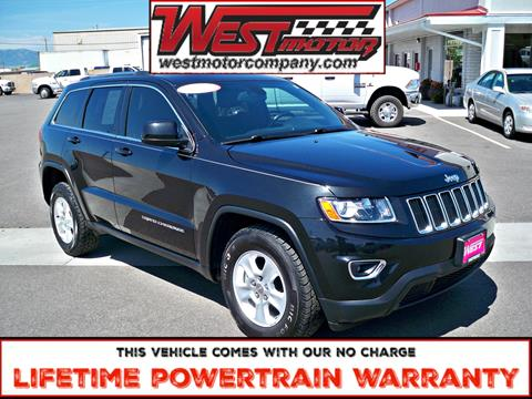 2014 Jeep Grand Cherokee for sale in Hyde Park, UT