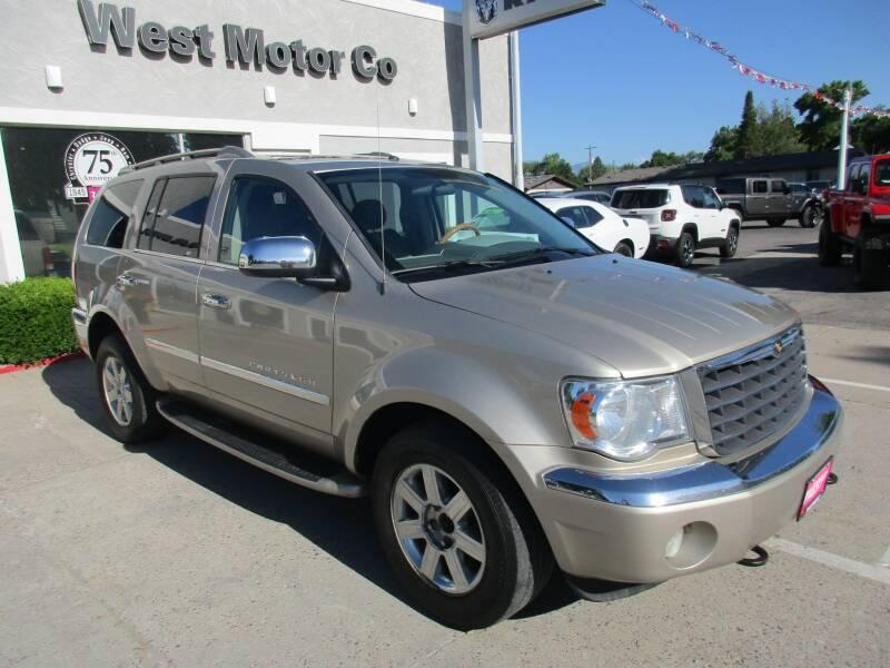 2009 Chrysler Aspen for sale at West Motor Company in Hyde Park UT