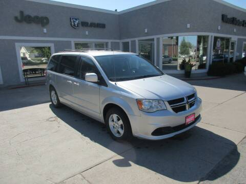 2012 Dodge Grand Caravan for sale at West Motor Company in Hyde Park UT
