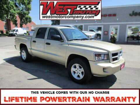 2011 RAM Dakota for sale at West Motor Company in Hyde Park UT