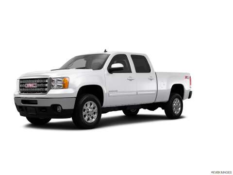 2014 GMC Sierra 2500HD for sale at West Motor Company in Hyde Park UT