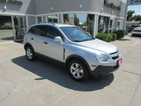 2012 Chevrolet Captiva Sport for sale at West Motor Company in Hyde Park UT