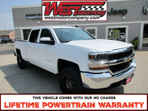 2018 Chevrolet Silverado 1500 for sale at West Motor Company in Hyde Park UT