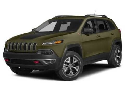 2015 Jeep Cherokee for sale at West Motor Company in Hyde Park UT