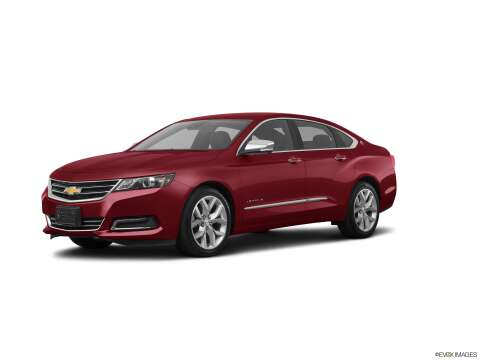 2017 Chevrolet Impala for sale at West Motor Company in Hyde Park UT