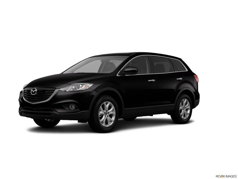 2013 Mazda CX-9 for sale at West Motor Company in Hyde Park UT