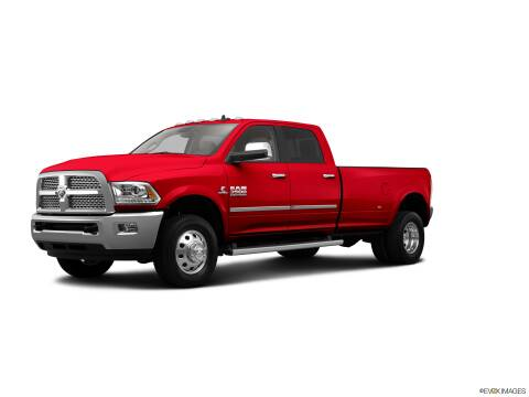 2013 RAM Ram Pickup 3500 for sale at West Motor Company in Hyde Park UT