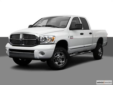 2008 Dodge Ram Pickup 2500 for sale at West Motor Company in Hyde Park UT