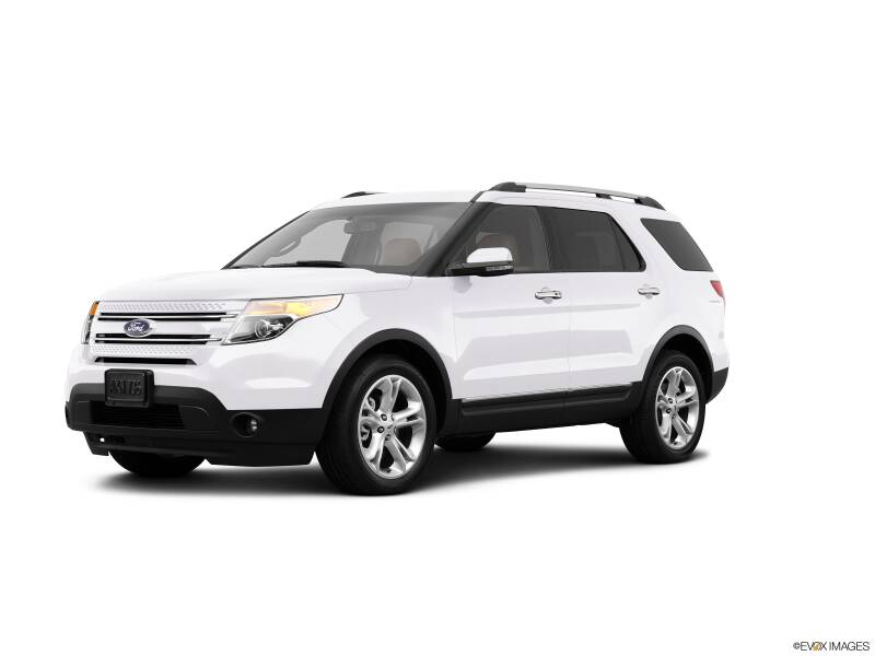 2013 Ford Explorer for sale at West Motor Company in Hyde Park UT