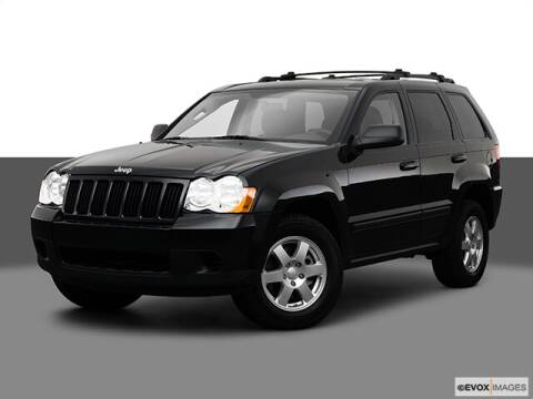 2009 Jeep Grand Cherokee for sale at West Motor Company in Hyde Park UT