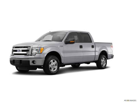 2014 Ford F-150 for sale at West Motor Company in Hyde Park UT