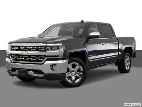 2016 Chevrolet Silverado 1500 for sale at West Motor Company in Hyde Park UT