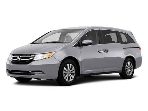 2016 Honda Odyssey for sale at West Motor Company in Hyde Park UT