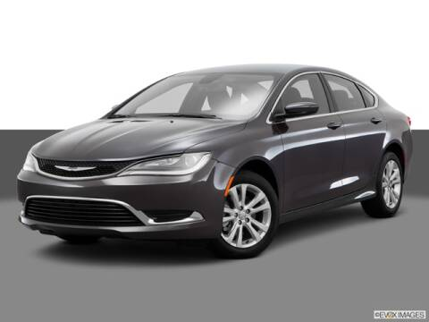 2016 Chrysler 200 for sale at West Motor Company in Hyde Park UT