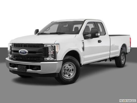 2018 Ford F-250 Super Duty for sale at West Motor Company in Hyde Park UT