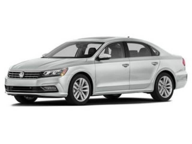 2016 Volkswagen Passat for sale at West Motor Company in Hyde Park UT