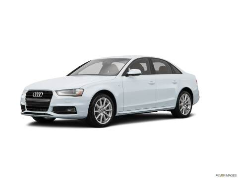 2015 Audi A4 for sale at West Motor Company in Hyde Park UT