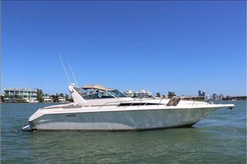 1991 Sea Ray 420 SUNDANCER  C(561)573-4196