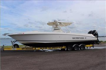 2008 Wellcraft 35 Scarab Sport  (561)573-4196