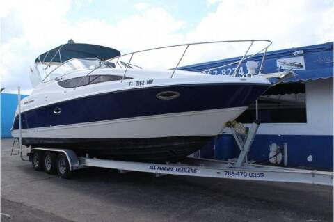 2005 Bayliner 285 Cruiser   C(561)573-4196 for sale at 1000 Cars Plus Boats - LOT 5 in Miami FL
