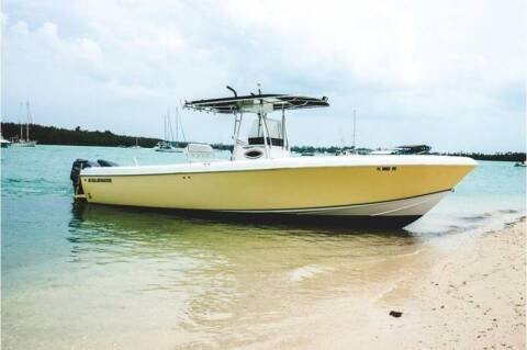 2009 Blue Water 2850 CC  Call(561)573-4196 for sale at 1000 Cars Plus Boats - LOT 5 in Miami FL