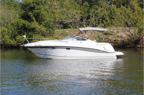 2000 Four Winns 268 Vista    Call(561)573-4196 for sale at 1000 Cars Plus Boats - LOT 5 in Miami FL