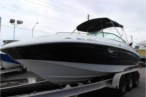 2014 Fleetwood 2600 SD     Call(561)573-4196 for sale at 1000 Cars Plus Boats - LOT 5 in Miami FL