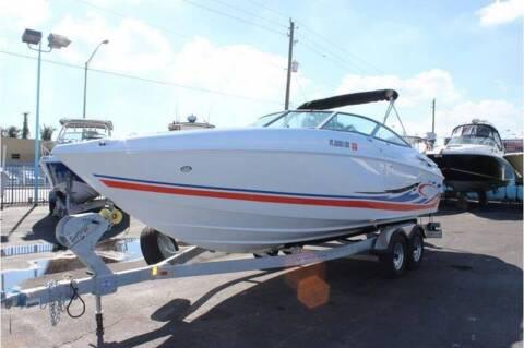 2007 Baja 242 Islander Call(561)573-4196 for sale at 1000 Cars Plus Boats - LOT 5 in Miami FL