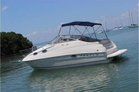 2000 Regal 2460      Call(561)573-4196 for sale at 1000 Cars Plus Boats - LOT 5 in Miami FL