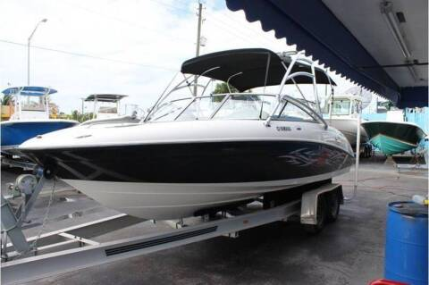 2006 Yamaha AR230 HO    C(561)573-4196 for sale at 1000 Cars Plus Boats - LOT 5 in Miami FL