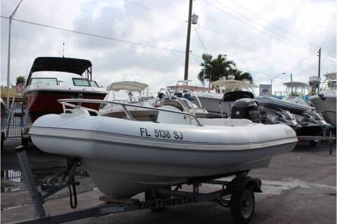 2013 Mercury Inflatable M400  (561)573-4196 for sale at 1000 Cars Plus Boats - LOT 5 in Miami FL