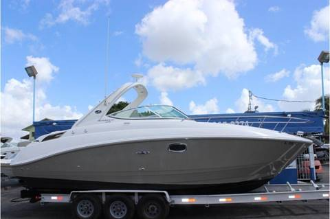 2009 Sea Ray 270 Sundancer   C(561)573-4196