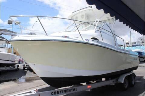 2005 Polaris 2300 WA     C(561)573-4196 for sale at 1000 Cars Plus Boats - LOT 5 in Miami FL