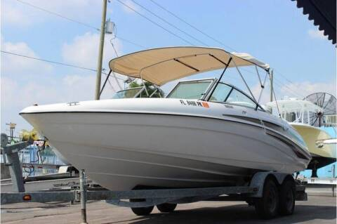 2004 Yamaha 230 SX 23   C(561)573-4196 for sale at 1000 Cars Plus Boats - LOT 5 in Miami FL