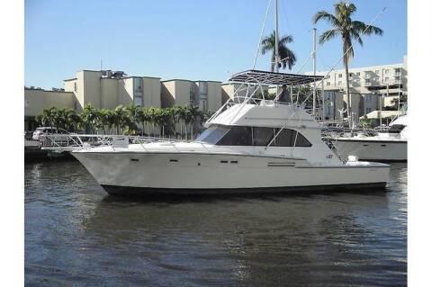 1984 Bertram 46.6 - 46' Miami, for sale at 1000 Cars Plus Boats - LOT 5 in Miami FL